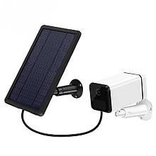 4G камера Jimi JH018 (3G, LTE, WiFi, 2Mp) с солнечной панелью