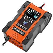 Автомобильное зарядное устройство Foxsur FBC122406D 24V 3A / 12V 6A