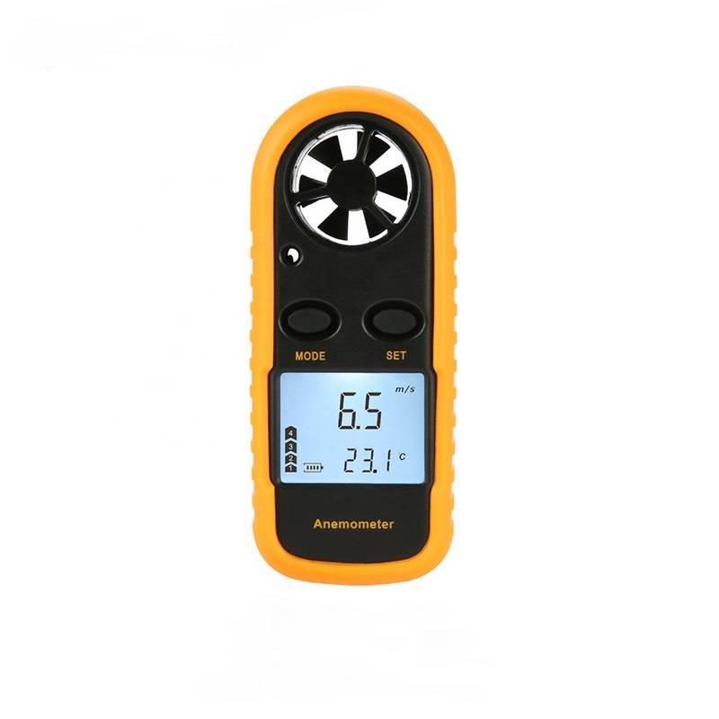 Анемометр Norm GM30 (измеритель скорости ветра до 30 м/с)