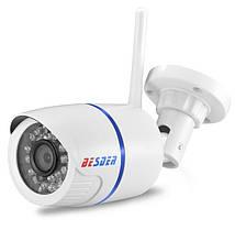 WiFi / IP камера BESDER 6024PW-HX101 720P (White)