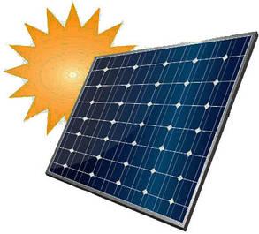 Фотоелектричні модулі (Сонячні панелі)