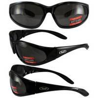 Спортивні окуляри захисні Hercules-1 чорні
