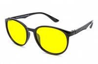 Сонцезахисні окуляри Graffito-73162 з поляризацією жовті лінзи