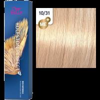 Фарба для волосся Wella Koleston Perfect ME+ 10/31 Ліворно