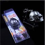 Брелок для ключів у вигляді шолома PUBG, фото 5