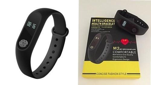 Фітнес браслет Smart Band M2