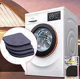 Антивібраційні підставки для пральної машини, фото 4