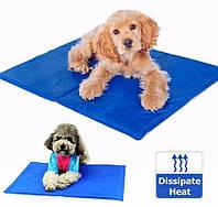 Охлаждающий коврик для собак Pet Cool Mat 40х30 см | Охлаждающая подстилка для животных