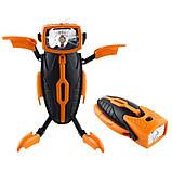 Ліхтар трансформер - Робот Скорпіон (ліхтарик павук), фото 8