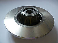 Тормозной диск задний с подшипником на Renault Trafic / Opel Vivaro с 2001... Renault (оригинал), 7711130076
