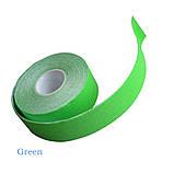 Кинезио тейп Kinesiology Tape 2,5 см х 5м, фото 2