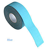 Кинезио тейп Kinesiology Tape 2,5 см х 5м, фото 5
