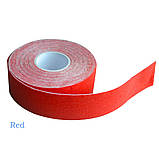 Кинезио тейп Kinesiology Tape 2,5 см х 5м, фото 7