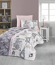 Комплект постельного белья ТМ First Choice ранфорс молодежный Fashion