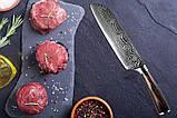 Нож шеф-повара 7 дюймов Sande, фото 5