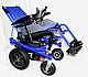Инвалидная коляска с электроприводом «ROCKET III» OSD, фото 4