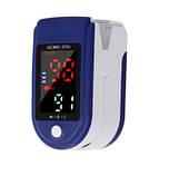 Пульсоксиметр Fingertip Pulse Oximeter LK87, фото 2