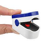 Пульсоксиметр Fingertip Pulse Oximeter LK87, фото 5