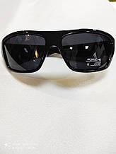 Солнцезащитные очки класса люкс Porsche Design Очки мужские Порше Porsche полароид чёрные (реплика)