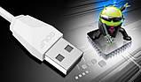 Кабель USB GOLF Diamond micro USB GOLF GC-27M, фото 2