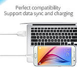 Кабель USB GOLF Diamond micro USB GOLF GC-27M, фото 4