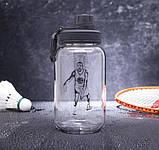 Спортивна пляшка NBA 700мл., фото 2