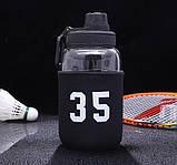 Спортивна пляшка NBA 700мл., фото 3