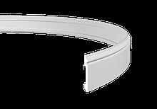 Плинтус 1.53.108 гибкий для стен