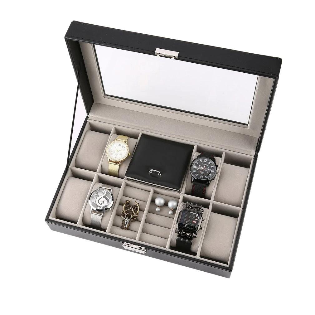 Скринька органайзер для зберігання годинників