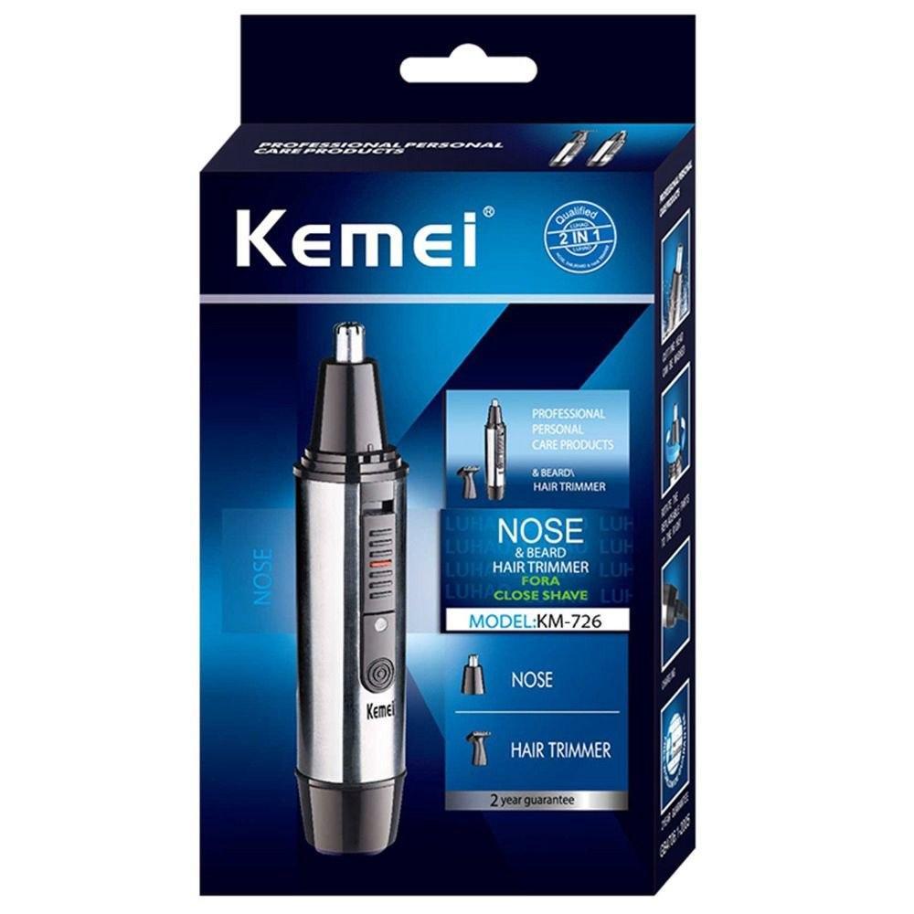 Триммер для носа і вух Kemei Km-726