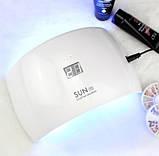 Світлодіодна лампа UV-LED SUN 9S 24W, фото 3