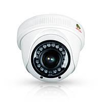 Купольная вариофокальная камера с ИК подсветкой Partizan CDM-VF33H-IR HD v4.0