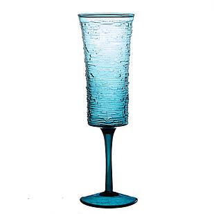 """Набор бокалов для вина для шампанского """"Сапфир"""" 6 шт. (8214-001)"""