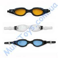 Детские очки для плавания, от 14 лет, 55692