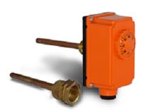 Механический накладной термостат COMPUTHERM WPR-90GE