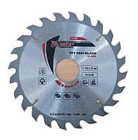 Пильний диск по дереву 160 х 32мм, 24 зуба MTX PROFESSIONAL 732499