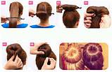 Набір для створення зачіски з 4 предметів Хеагамі, фото 5