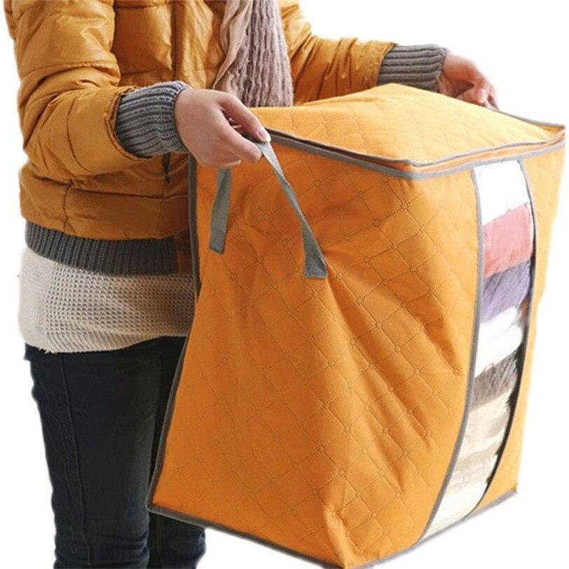 Органайзер кофр для зберігання постільної та одягу