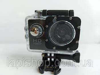 Экшн камера 1080 HD водонепроницаемая