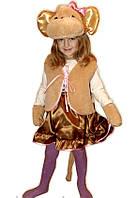 Новогодний костюм для девочки Obezyana MiO