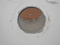 Реконструкція перепланування будівлі алмазне буріння свердління отворів під стояки витяжки каналізації, фото 1