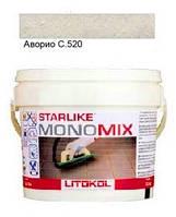 Monomix С.520 ведро 2,5 кг (аворио) - однокомпонентный полиуретановый шовный заполнитель, Litokol