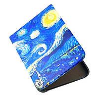 Чехол для PocketBook 740 InkPad 3 - обложка для Покетбук с рисунком Звездное Небо (Ван Гог), фото 1