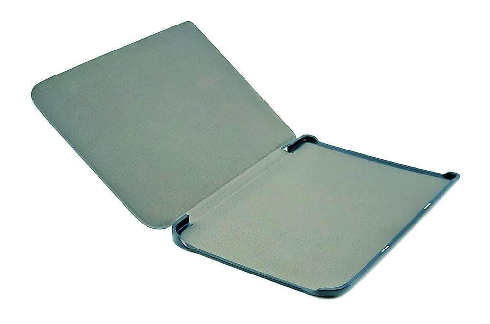чехол для Pocketbook 740 фиолетовій - открітая