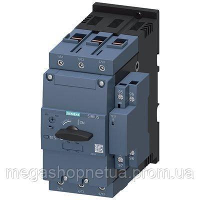 3RV2142-4JA10 автомат защиты двигателя 30 кВт 63 ампер 45...63 А