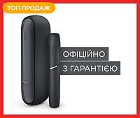 Айкос дуо черный. х2 стика подряд. IQOS Duo. Система нагрева табака Электронная сигарета.