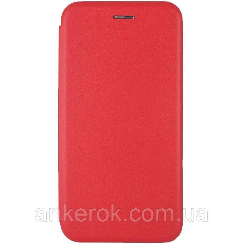 Чохол-книжка для Xiaomi Redmi 9 (Red)