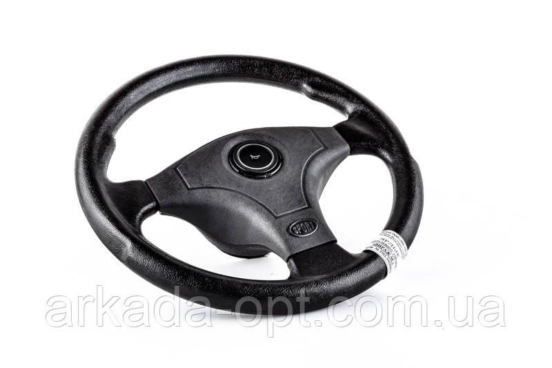 Рулевое колесо ВАЗ 2101, 2102, 2103, 2104, 2105, 2106, 2107 (руль) Вираж-М МП ОСТРОВ