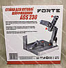 Стійка для болгарки з діаметром кола 180/230мм Forte AGS 230, фото 4