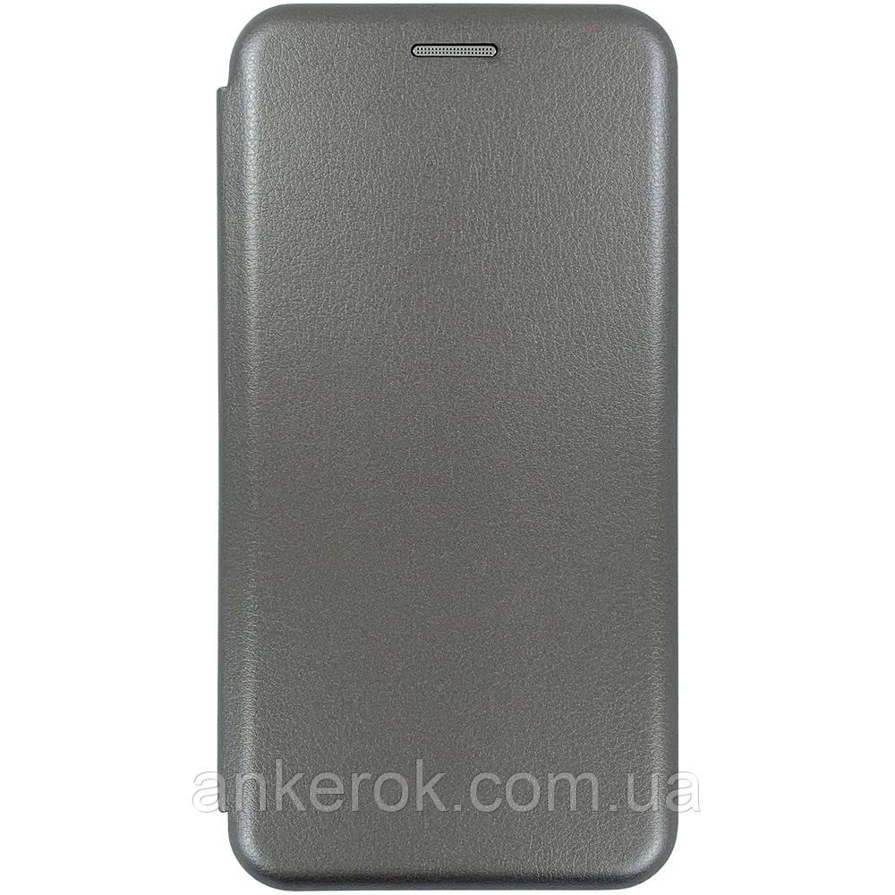 Чохол-книжка для Xiaomi Redmi 9 (Grey)